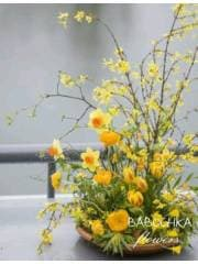 композиция в вазе №5